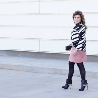 The OP Life Bold and The Beautiful Stripes and Blush Zara