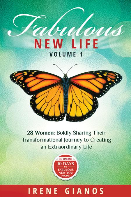 Fabulous New Life with Irene Gianos Book Cover