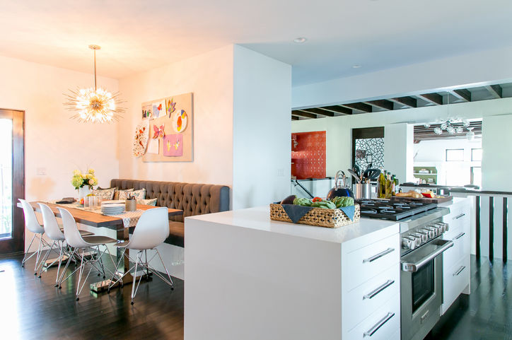 Celebrity Style:  Christina Applegate Kitchen Makeover