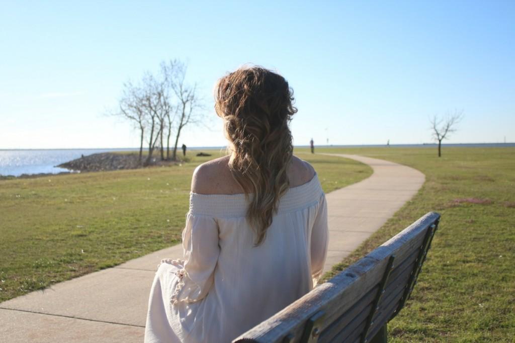 Cold Shoulder Dress Off The Shoulder Strapless Dress The OP Life 8