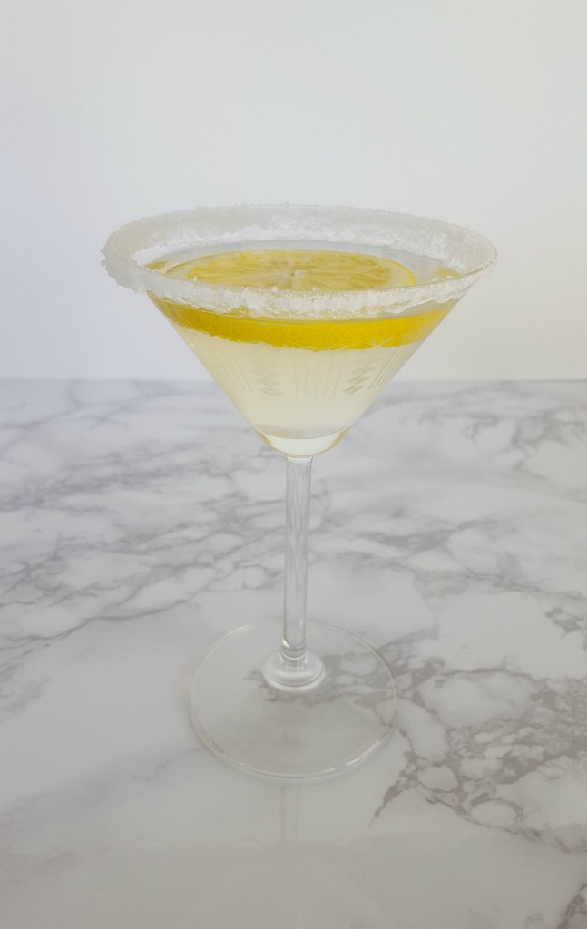 Fuzzy Friday:  The Epic Lemon Drop