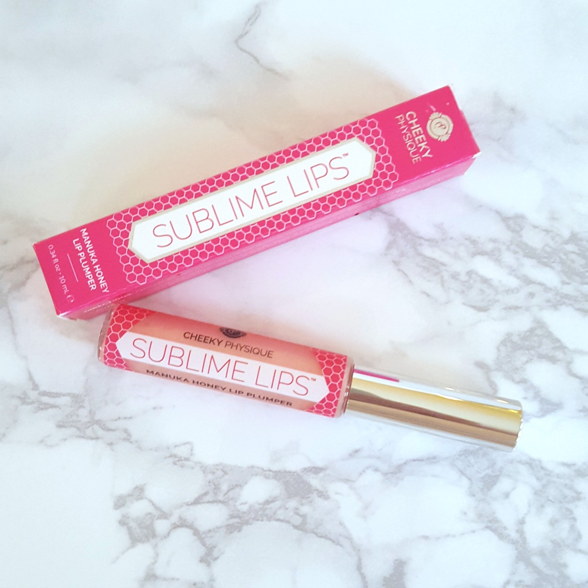 Lip Plumper Sublime Lips Cheeky Physique TheOPLife.com