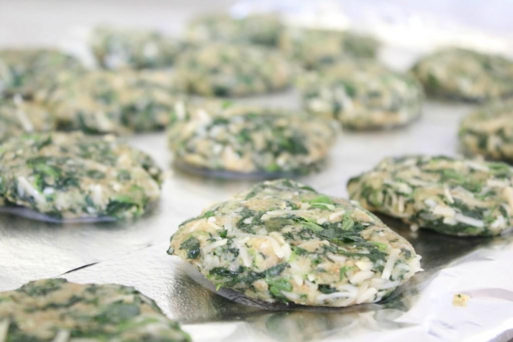 Spinach Patties TheOPLife.com 2