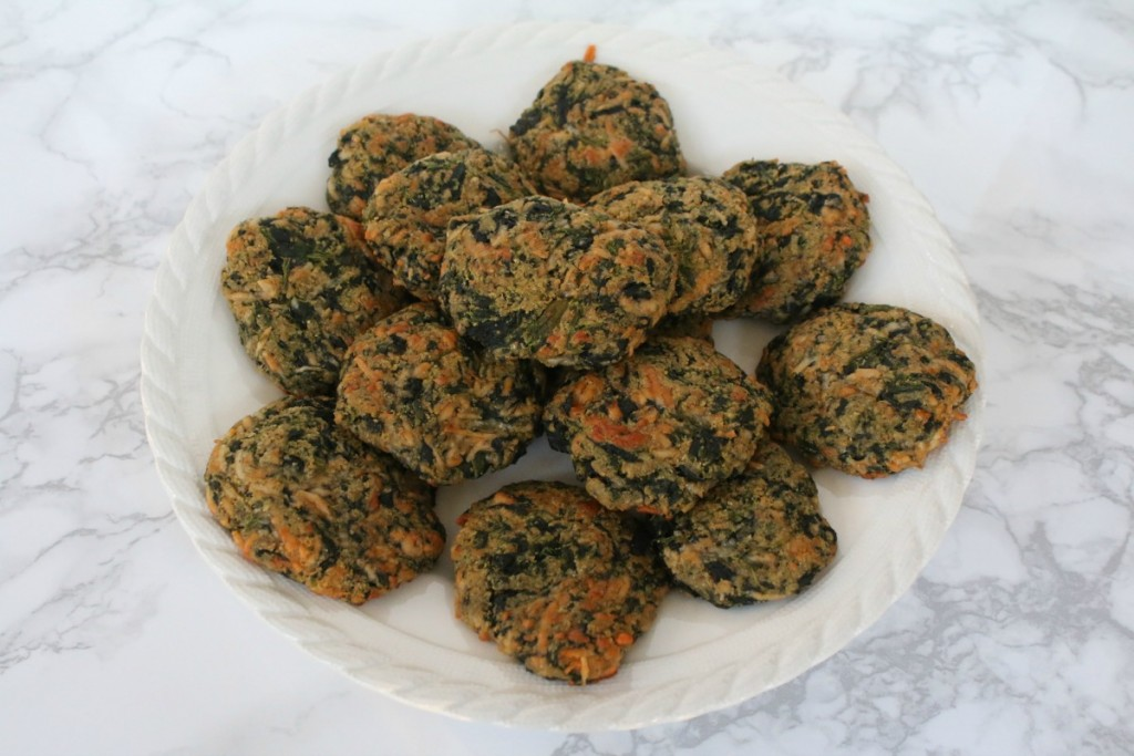 Spinach Patties TheOPLife.com 3