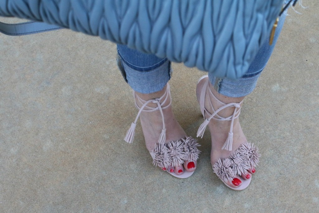 Strappy Heels MiuMiu Blue Bag Pantone 2016 TheOPLife.com 10