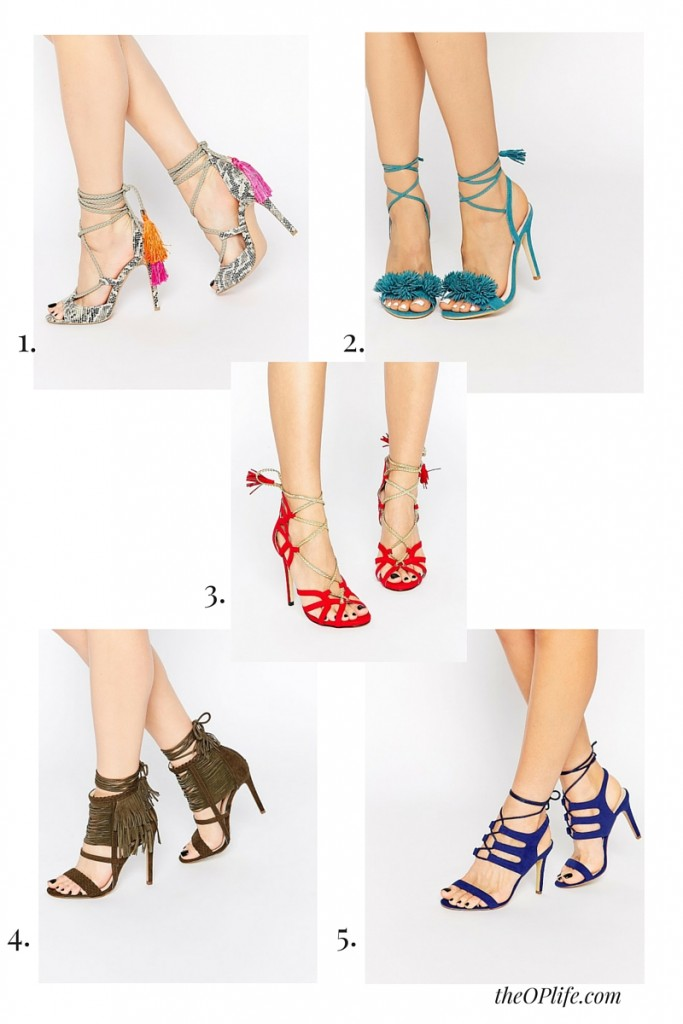 Strappy Sandals TheOPLife.com
