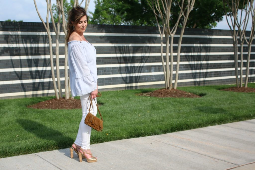 Off The Shoulder Flow Susan Hanover YSL TheOPLife.com 8