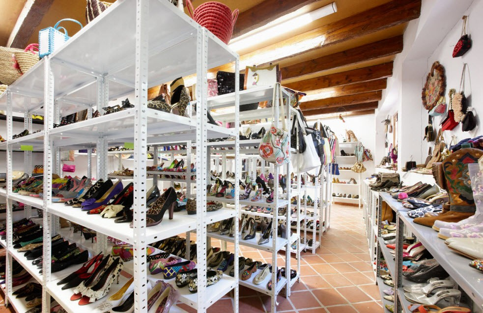 Beverly Feldman-Shoe museum