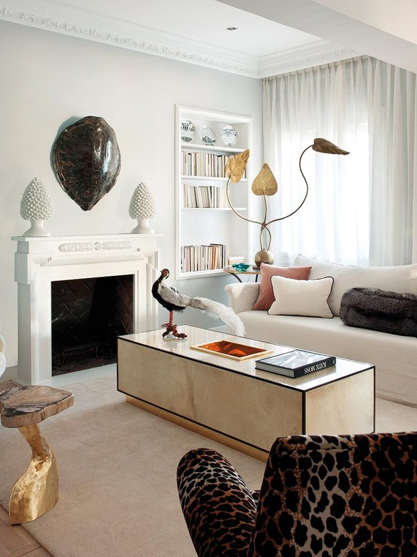 Decor Madrid Apartment Vintage Serenity The Op Life