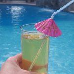 Fuzzy Friday:  National Iced Tea Day