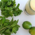 What To Eat:  Green Goodness Sauce