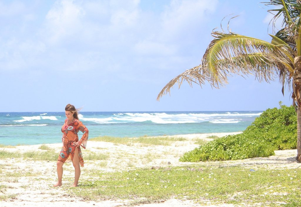 A Postcard From Grand Cayman