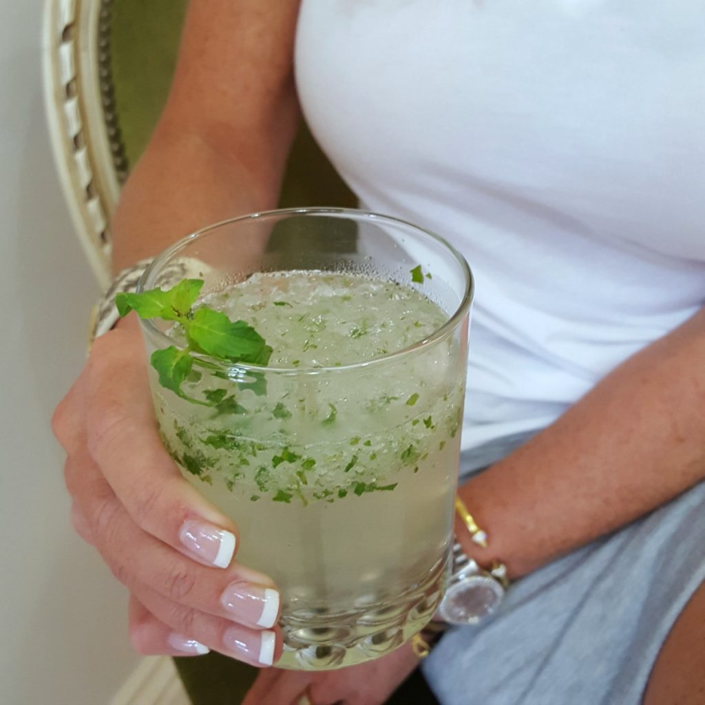 Fuzzy Friday:  Mojito Slush