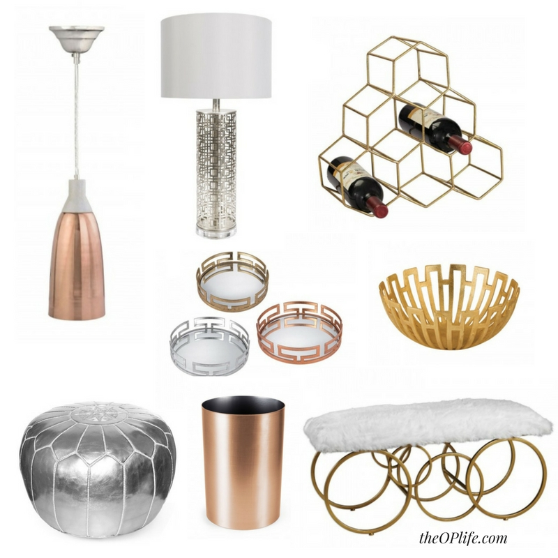 50 best gold silver home decor silver and gold decor mix metallic home decor december Home decor gold