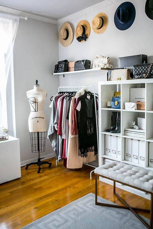 Decor Bedroom Closets And How To Create One For Yourself