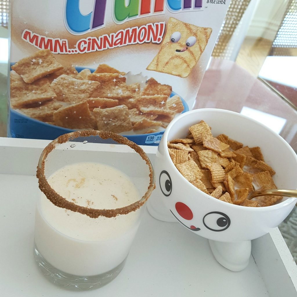 Fuzzy Friday:  Cinnamon Toast Crunch