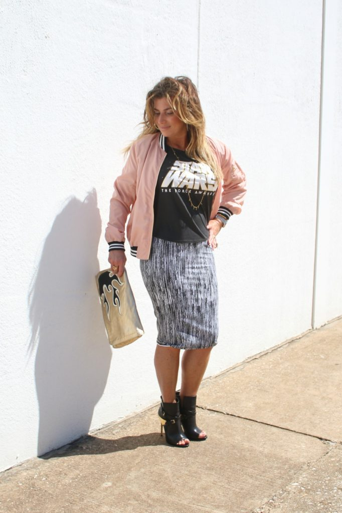 Pencil Skirts Bomber Jackets The OP Life 4