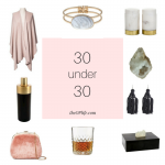 30 Under 30:  Holiday Gift Guide