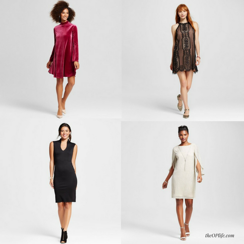 What To Wear:  Holiday Dresses Under $70