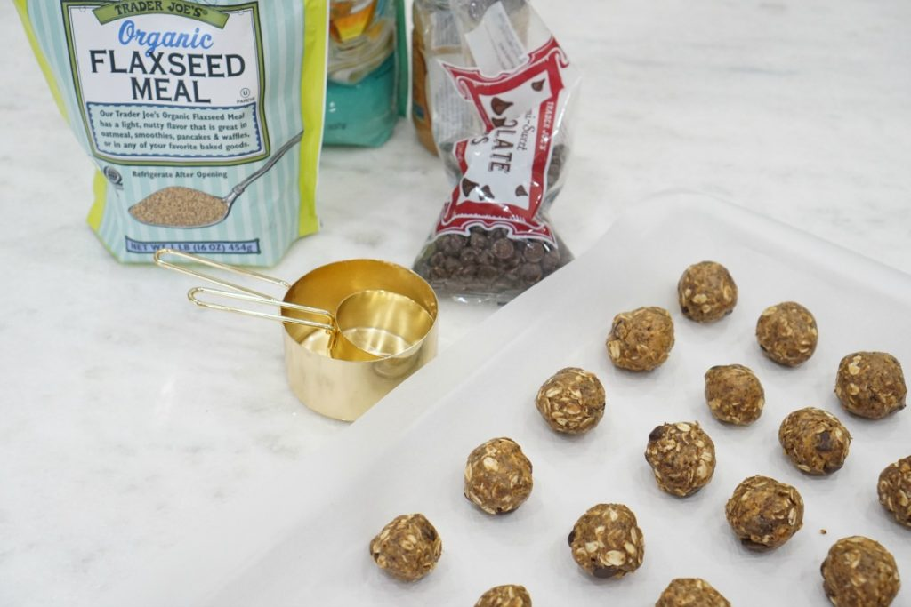 Eat This;  5 Minute Energy Protein Bites