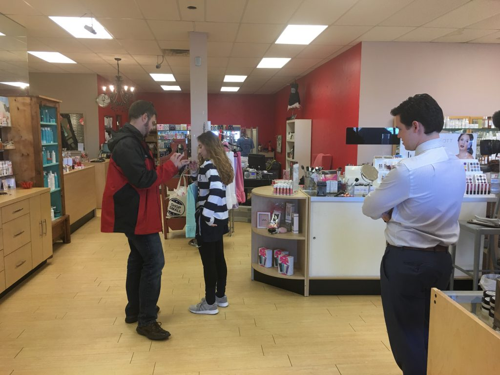 Irene and Margo Gianos Interview with News 9 to Promote TLC Kid Tycoon's