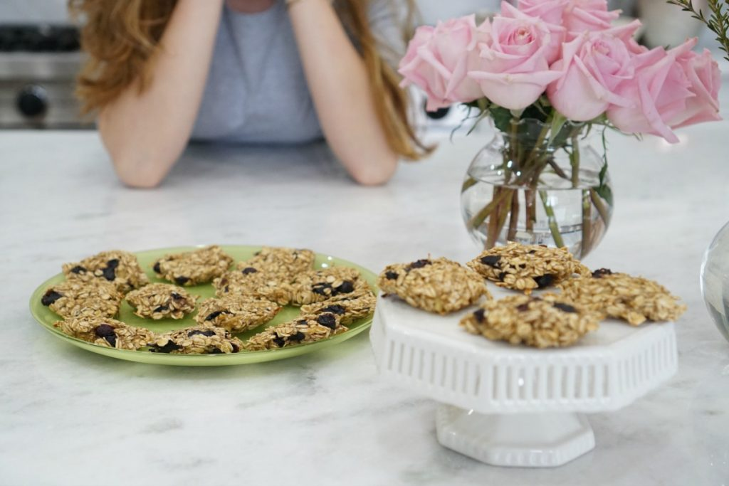 Eat This:  2 Ingredient Cookies
