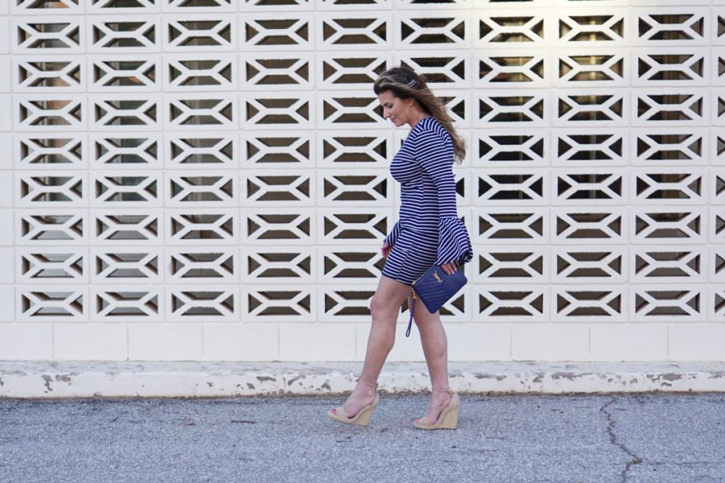 Wear This:  Bell Sleeves
