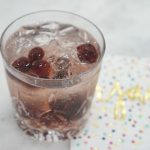 Fuzzy Friday:  Black Cherry Fizz