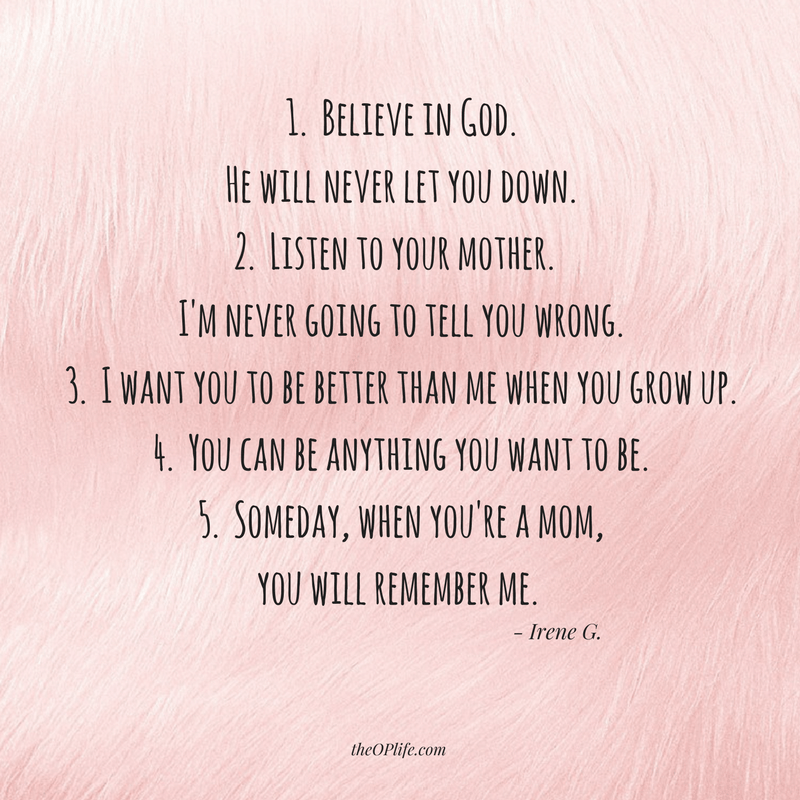 Women On Purpose: Mother's Day Series - Mother Knows Best