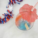Fuzzy Friday:  Firecracker Popsicles