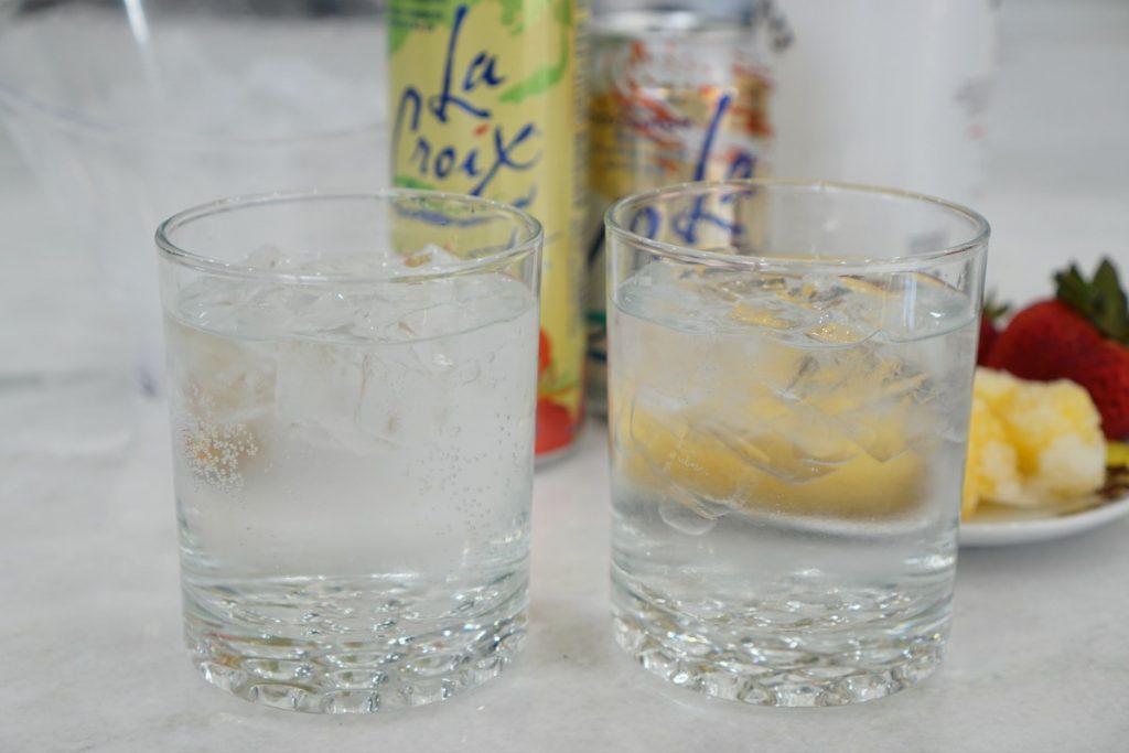 Light Summer Cocktails