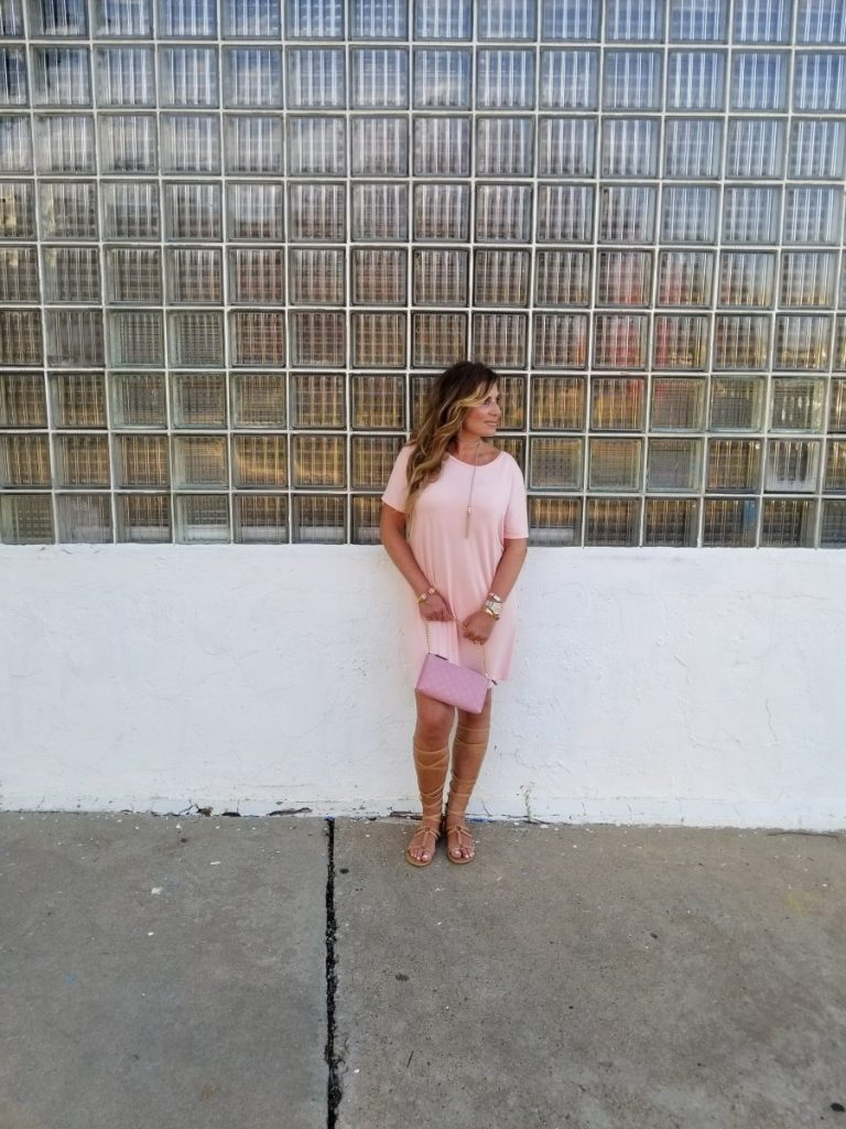 Wear This:  Basic Pico Dress