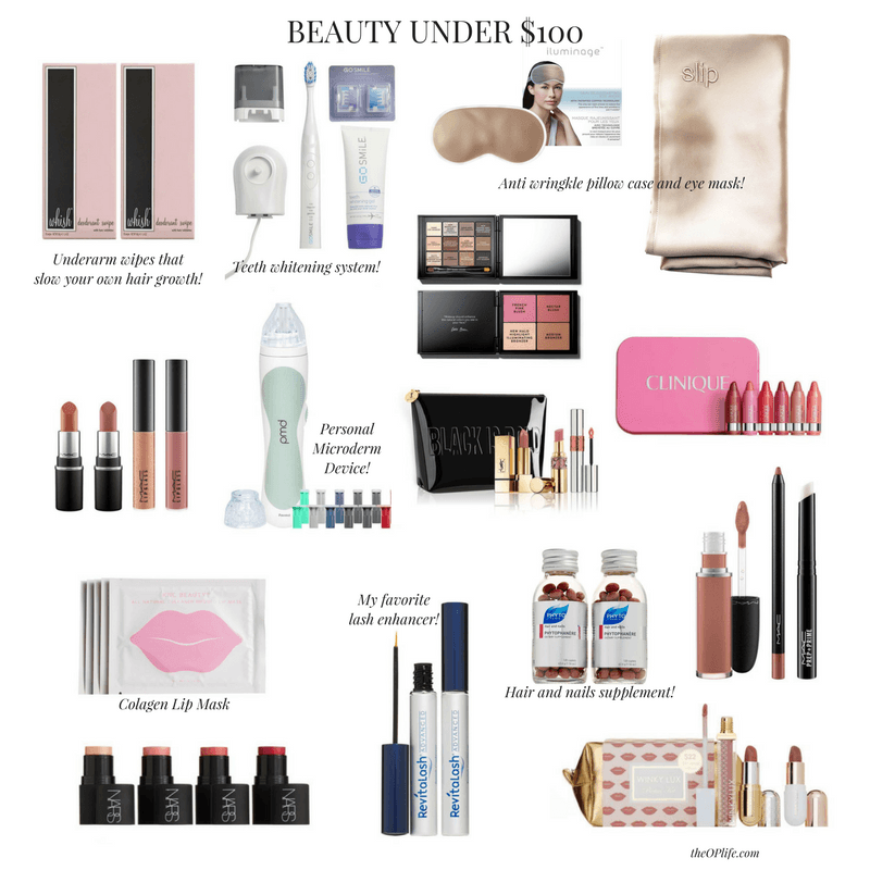 The #NSale OP Approved Shopping List – Beauty Under $100
