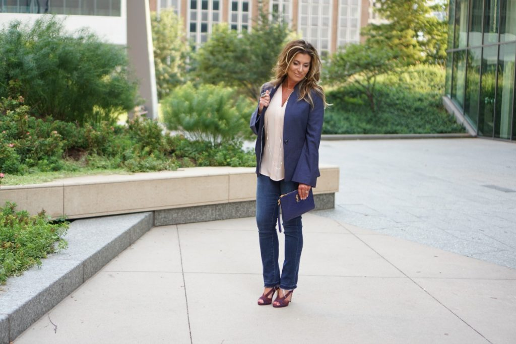 Wear This:  Business Casual with Banana Republic