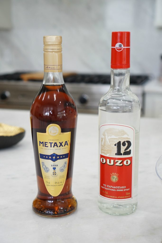 Greek Cocktails
