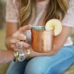 Fuzzy Friday:  Caramel Apple Mule
