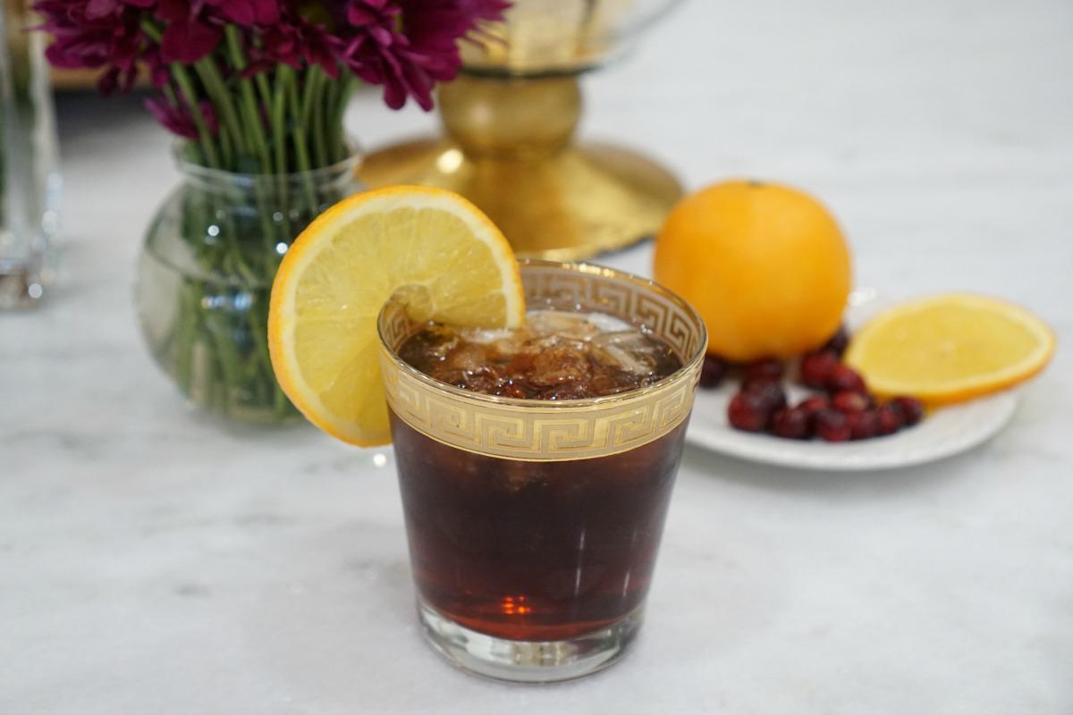 Fall Bourbon Cocktails