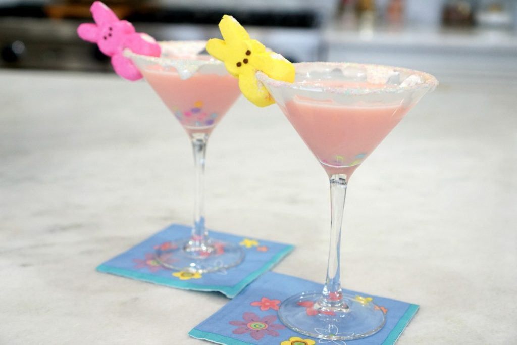 Fuzzy Friday:  Boozy Bunnies