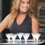 Fuzzy Friday:  The Birthday Cake Martini with Polished Nail Salon