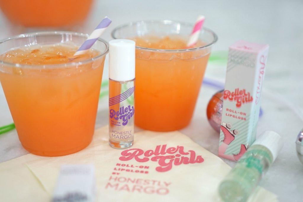 Fuzzy Friday:  Roller Girls Rum Punch