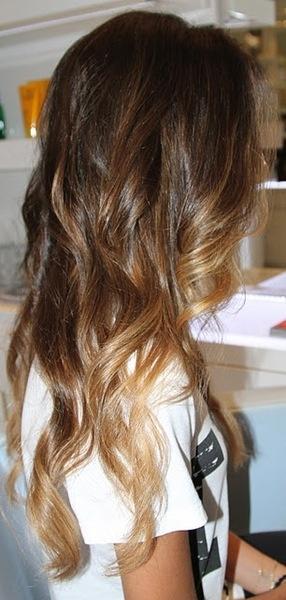 ombre hair 2