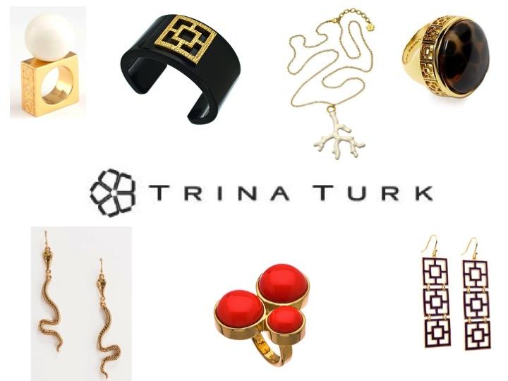Trina Turk Jewelry - The OP Life