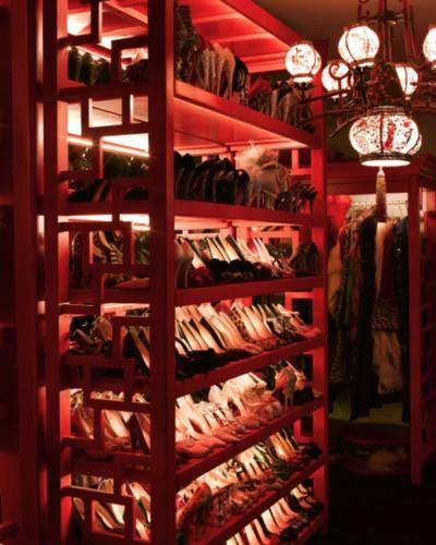 dita-von-teese-shoe-closet