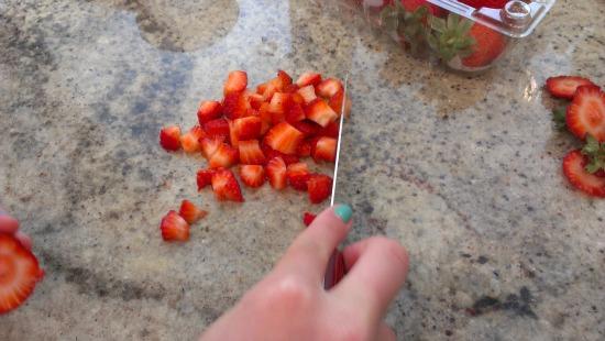 Fruit cubes 1