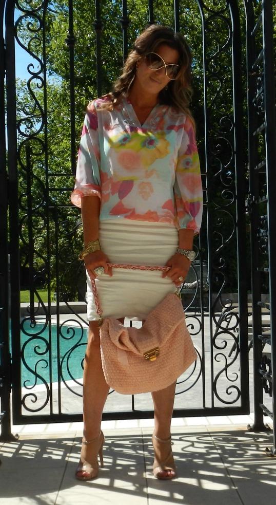 spring skirt basic 2