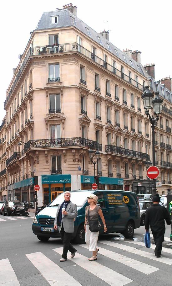 Paris fashion on the streets 2