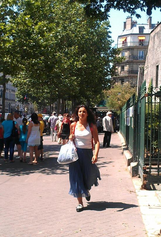 Paris fashion on the streets 5