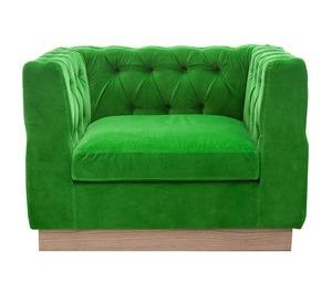 Green topaz chair