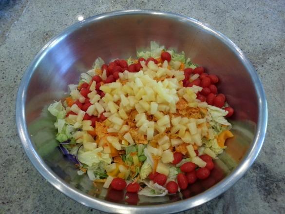 Sweet Mexican Salad
