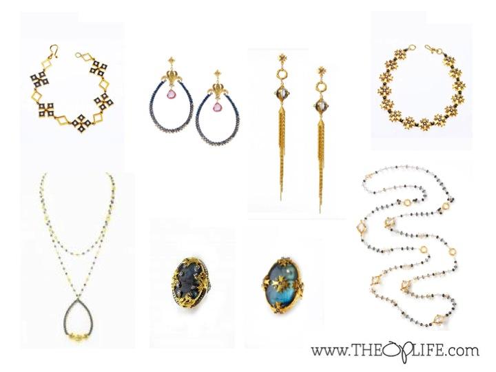 Azaara Jewelry Florentine Collection, The OP Life